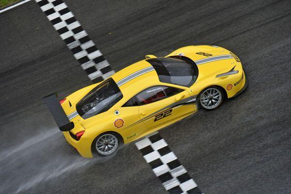 อีกระดับสมรรถนะ Ferrari 458 Challenge Evoluzione แอโรไดนามิกเต็มพิกัด