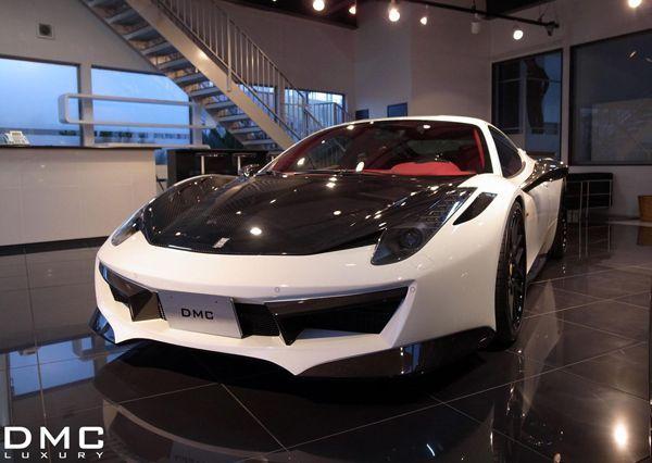 สุดโหด DMC Ferrari 458 Italia Estremo Edizione รีดพลัง 592 แรงม้า