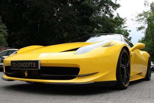 """Ferrari 458 Italia ในชุดแต่ง """"General Consul"""" จาก TC Concept"""