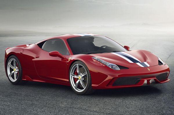 """ยลโฉม Ferrari 458 """"Speciale"""" ซูเปอร์คาร์สายพันธุ์ฮาร์ดคอร์"""