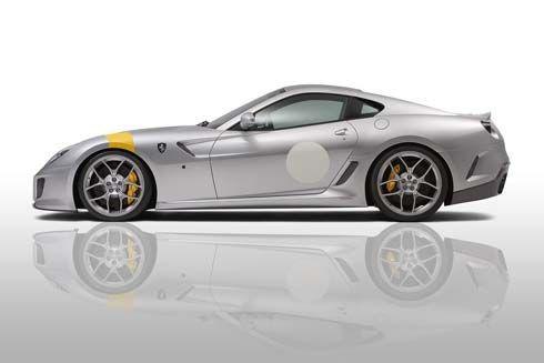 Ferrari 599 GTO ผลงานล่าสุดของ Novitec Rosso อัตราเร่งจาก 0-100 ใน 3.2 วินาที!