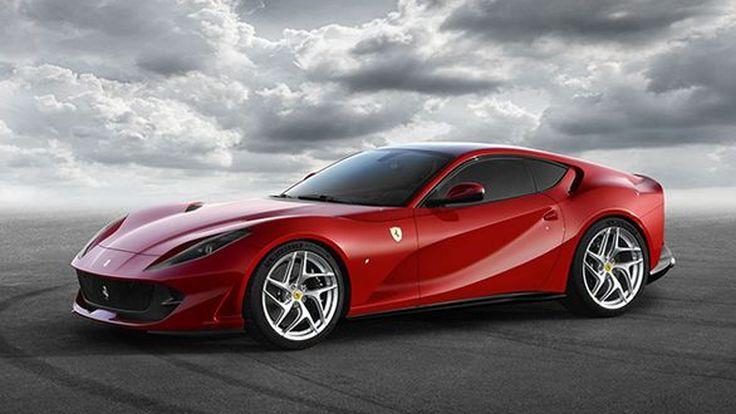 ตัวแรงแซงโค้ง Ferrari 812 Superfast ขุมพลังวี12