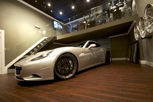 Ferrari California 3S รถแต่งจาก DMC จ่อคิวร่วมงานรถหรู 2011 Top Marques Show