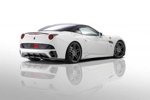 ตัวนี้โดน! Ferrari California Race 606 โดย Novitec Rosso ทำให้แกร่งแรงขึ้นอีกเป็นกอง