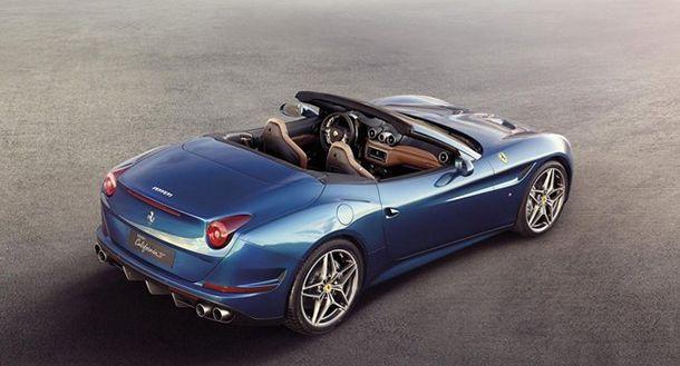 Ferrari เตรียมปรับแผนทำตลาด California T ใหม่ หลังไม่ประสบความสำเร็จ