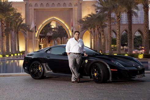 Ferrari เผยโฉมซูเปอร์คาร์รุ่นพิเศษผลิตเพียงคันเดียวในโลก สำหรับมหาเศรษฐีดูไบ