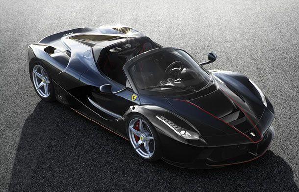 Ferrari ยืนยันซูเปอร์คาร์พลังงานไฟฟ้าจะยังไม่เกิดขึ้นในอีก 4 ปี