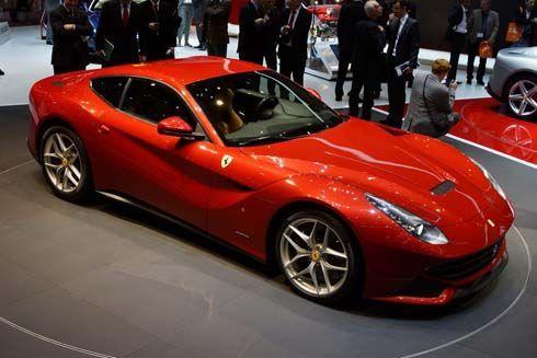 Ferrari F12 Berlinetta เตรียมบุกแผ่นดินอเมริกาเหนือเป็นครั้งแรก