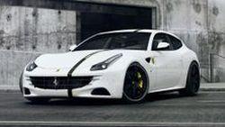 Ferrari FF อัพเกรดความดุดันแฝงเรียบหรู ผลงานของสำนัก Wheelsandmore