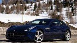 Ferrari Four (FF) ตัวตายตัวแทน 612 Scaglietti รอเปิดตัวที่ Geneva Motor Show