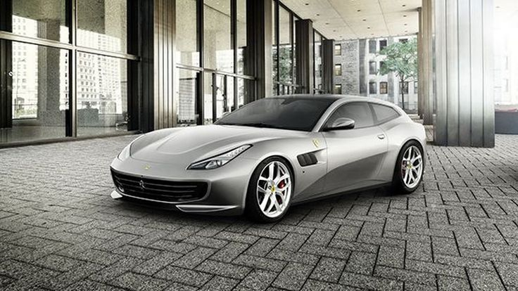Ferrari เผยโฉม GTC4 Lusso T พละกำลัง 610 แรงม้า