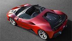 เท่สุดๆ Ferrari J50 Limited Edition รุ่นพิเศษฉลอง 50 ปีในญี่ปุ่น