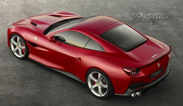 Ferrari Portofino ซูเปอร์คาร์ 590 แรงม้า มาแทนที่ California T