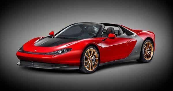สวยแปลกตา Ferrari Sergio คันแรกส่งมอบให้ลูกค้าตะวันออกกลาง