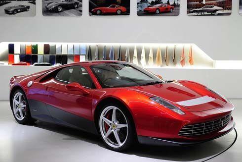 เผยโฉม Ferrari SP12 EC รถรุ่นพิเศษ สำหรับคนพิเศษอย่าง Eric Clapton