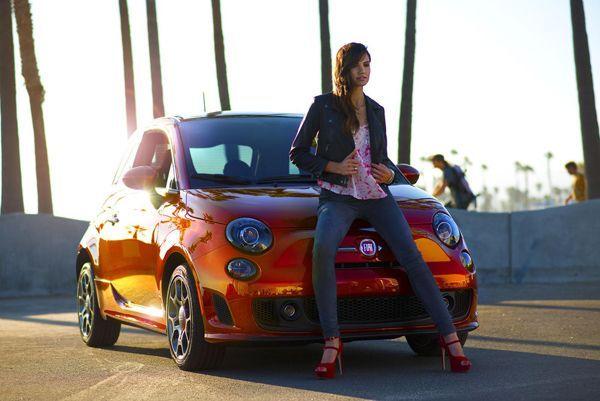 """Fiat 500 เวอร์ชั่น """"Cattiva"""" ปรับโฉมรถรุ่นเล็กสไตล์ซุกซน"""