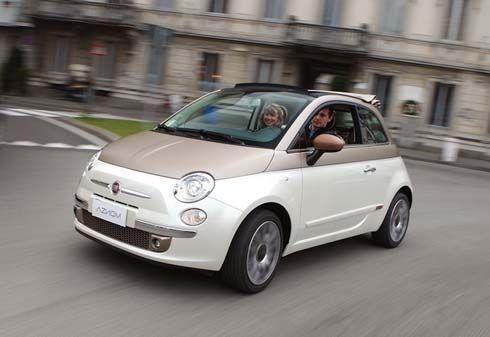 Fiat 500 Sassicaia รถเล็กหรูเปิดประทุน ผลงานออกแบบจาก Aznom เมืองมักกะโรนี