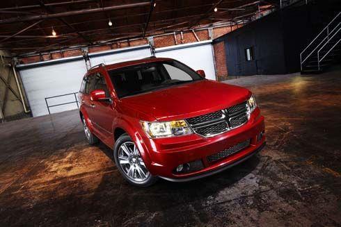 Fiat Freemont การรีแบรนด์จาก Dodge Journey สำหรับตลาดยุโรป เริ่มขายกลางปี 2011