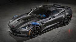 เปิดประมูล !! Chevrolet Corvette Grand Sport Collector's Edition รุ่นพิเศษสำหรับนักสะสม