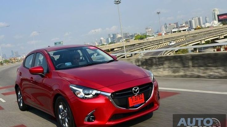 [First Impression] สัมผัสแรก Mazda 2 ไมเนอร์เชนจ์ จี๊ดจ๊าดเหมือนเดิม เพิ่มเติมเทคโนโลยี แน่นๆ คัน