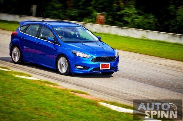 [First Impression] New Ford Focus 1.5 EcoBoost ขับสนุก สมรรถนะเหลือล้น เทคโนโลยีจัดเต็ม