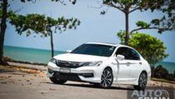[First Impression] New Honda Accord Hybrid สัมผัสแรกกับความ หรูหรา ลงตัวมากยิ่งขึ้น