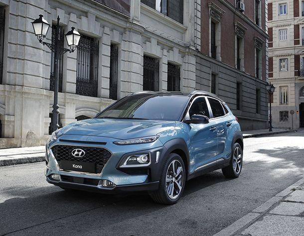 เปิดภาพชุดแรก Hyundai Kona ครอสโอเวอร์ขนาดเล็กเน้นความปราดเปรียว