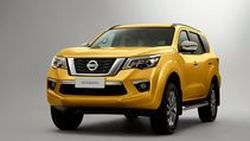 เปิดโฉมคันเต็ม Nissan Terra รถอเนกประสงค์พีพีวีบนพื้นฐาน Navara