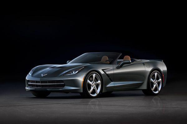 GM เผยภาพ Corvette Stingray รุ่นเปิดประทุน พร้อมเชิญแฟน Chevrolet ร่วมชมการเปิดตัวจากเจนีวา