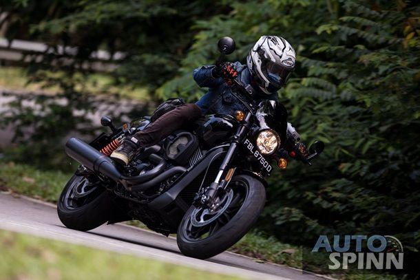 [First Ride] 2017 Harley-Davidson StreetRod: บุกเกาะสิงห์ฟัดฮูลิแกนหมัดหนัก