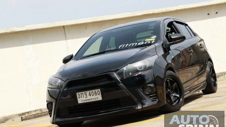 [Spinn Garage] เปิดคอลัมน์ใหม่ กับ New Toyota Yaris ดำดุสุดเท่