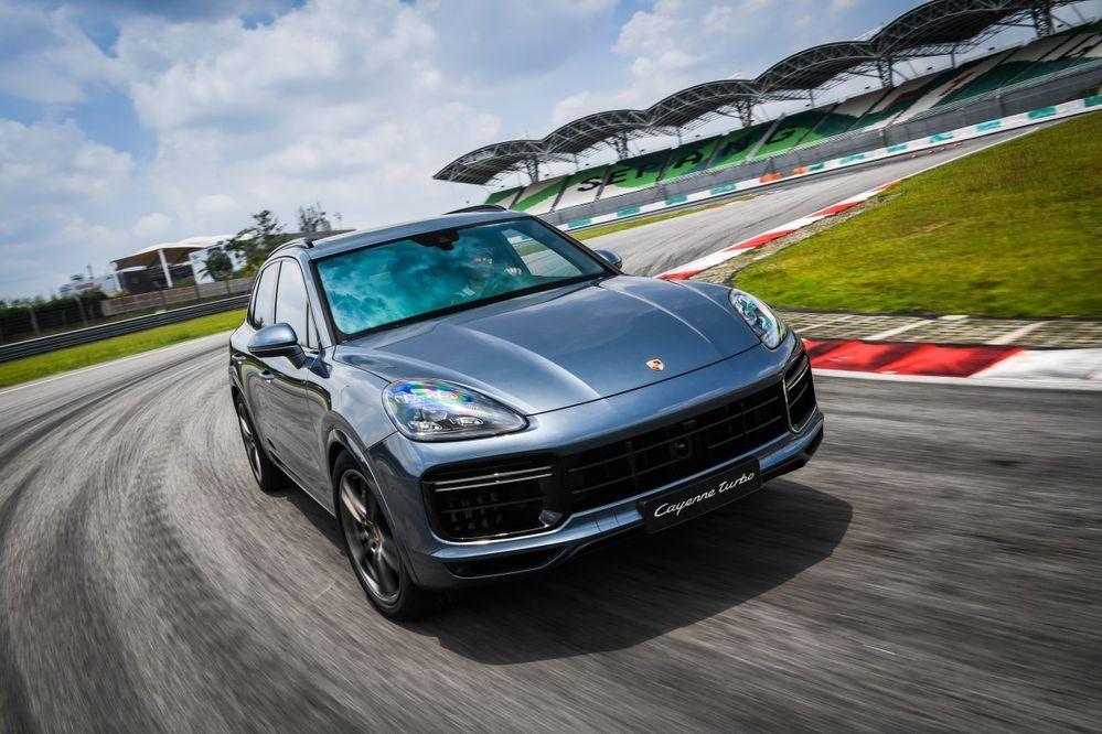 [Test Drive] New Porsche Cayenne โฉมใหม่ ออฟโรดก็ได้ ออนโรดก็ดี เทคโนโลยีเด็ดแน่นคัน