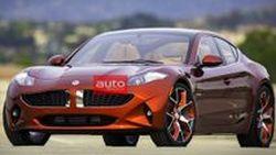 Fisker Atlantic เปิดหน้าตาให้เห็นกันก่อนเปิดตัวที่ New York Auto Show 2012