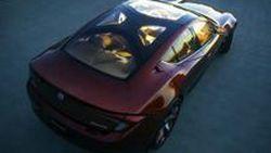 Fisker Atlantic ซีดานไฮบริดเครื่องยนต์ BMW อวดโฉมก่อนเปิดตัวที่อเมริกา