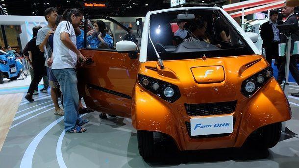 Fomm น้องใหม่รถยนต์ไฟฟ้ามาแรง พุ่งเป้า 5 ปีขาย-ส่งออก 5 หมื่นคัน