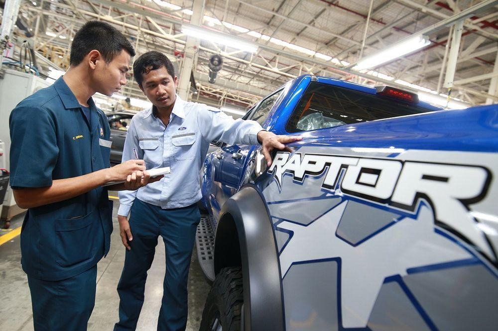 ฟอร์ด เปลี่ยนความรู้...สู่อาชีพ ผลักดันนักเรียนไทยสู่การเป็นช่างเทคนิคอาชีพ