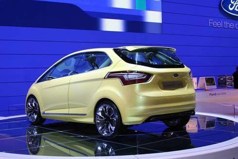 Ford ซุ่มพัฒนา B-Max คอมแพคท์มินิแวนป้อนตลาดยุโรป ส่งชนเจ้าตลาด Opel Meriva