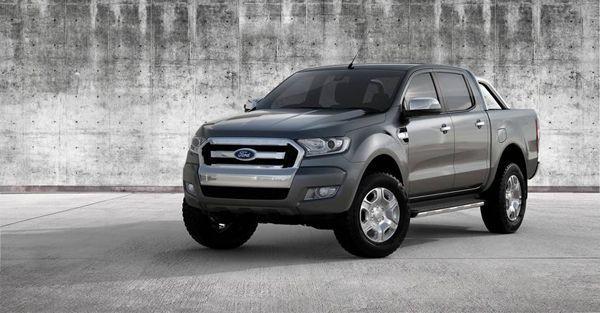 Ford ประเทศไทย ยอดขายครึ่งปีแรกยังดี Ford Ranger ยังคงเป็นตัวหลักช่วยยอดขายเดือนมิ.ย.