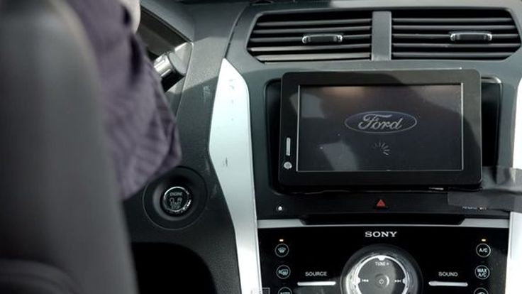 Ford จับมือ Intel โชว์ห้องโดยสารรถยนต์แห่งอนาคต