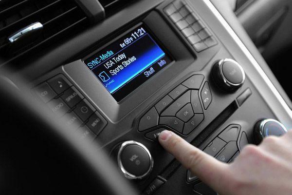 Ford จ่อทิ้ง Microsoft Windows หันซบ BlackBerry QNX สำหรับอินโฟเทนเมนท์ SYNC