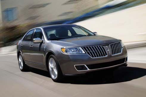 Ford เปิดตัว Lincoln MKZ Hybrid ที่ New York Auto Show ประหยัดน้ำมันกว่า เร็วกว่า?!