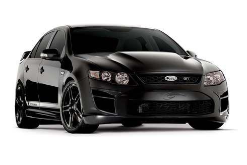 Ford ไฟเขียวผลิต FPV GT Black Edition เพียง 125 คัน เอาใจสาวกออสซี่