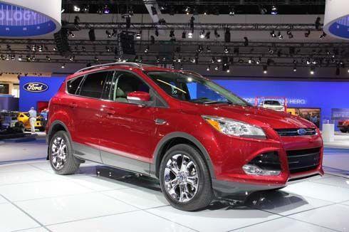 Ford เร่งเปิดตัวรถใหม่ครั้งใหญ่ในยุโรป นำทัพโดย SUV และรถเพื่อการพาณิชย์