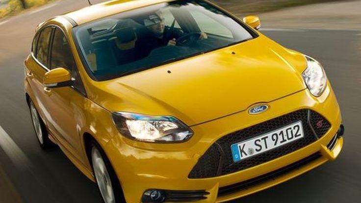 Ford เติมพลังให้ 2 รถ Hot Hatches ทั้ง Focus ST และ Fiesta ST