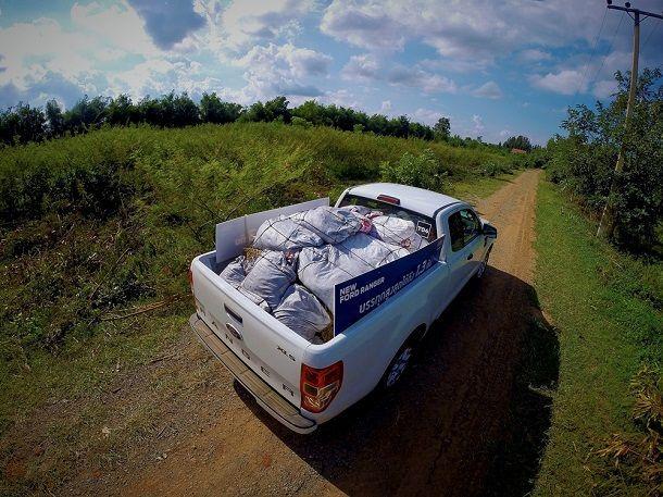 ฟอร์ดส่งเรนเจอร์ใหม่บุกตลาดรถกระบะสำหรับการใช้งานท้าชนคู่แข่ง