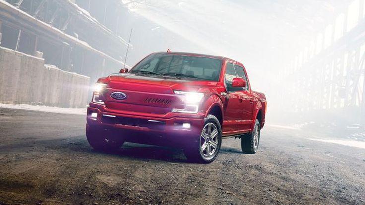 Ford ยืนยันผลิต F-150 ขุมพลังไฟฟ้าแน่นอน