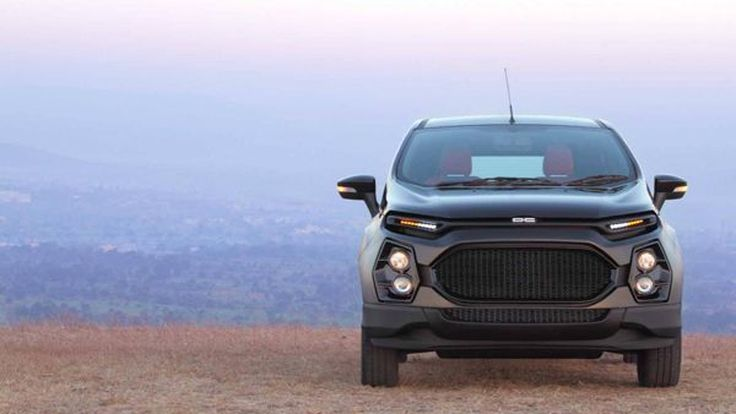 Ford EcoSport แต่งพลิกโฉมแนวอวกาศโดย DC Design
