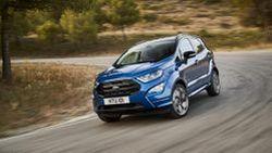 Ford เปิดตัว EcoSport ปรับใหม่ ดุดันขึ้น พร้อมเครื่องใหม่ ดีเซล 1.5 ลิตร ลุยตลาดยุโรป