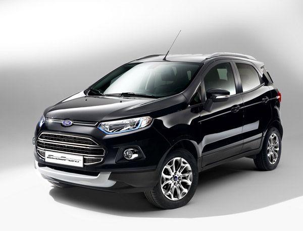 Ford EcoSport ปรับไมเนอร์เชนจ์ ขุมพลังดีเซล TDCi 1.5 ลิตร พลัง 94 แรงม้า