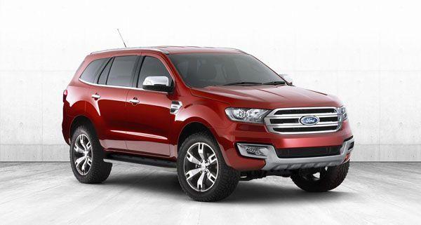 เปิดตัวแล้ว Ford Everest ว่าทีปิกอัพดัดแปลงรุ่นต้นแบบใหม่ล่าสุด